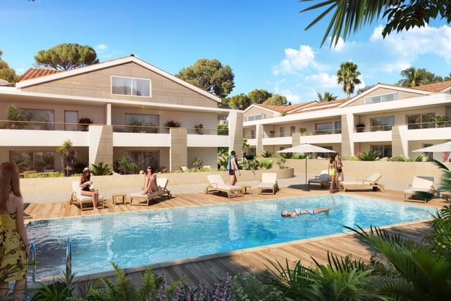 Vente en plein centre des lecques r sidence avec piscine - Residence avec piscine marseille ...